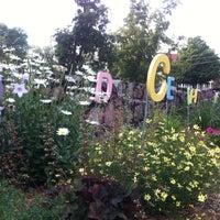 Photo taken at Children's Garden At West Parish by Ann H. on 8/1/2011