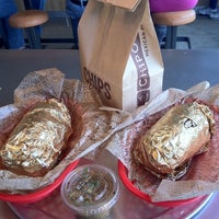 Photo taken at Chipotle Mexican Grill by Khai M. on 5/15/2011