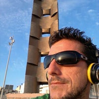 Photo taken at Monumento De La Luz by J.David R. on 10/22/2011
