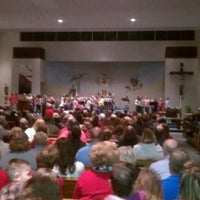 Photo taken at Immaculate Heart of Mary School by Joe R. on 12/16/2011