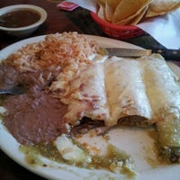 Photo taken at Taqueria Alteno by Miguel P. on 1/27/2012