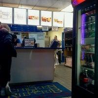 Photo taken at The Chicken & Rib Crib by Moo J. on 1/27/2012