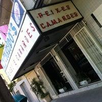 Photo taken at Restaurante Candido's by Gerson W. on 3/4/2012