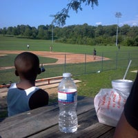 Photo taken at Banneker Community Center by Tron S. on 7/28/2012