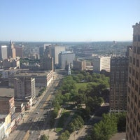 Photo taken at National Newark Building by Dulce P. on 5/12/2012