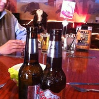 Photo taken at Bulls Restaurant and Bar by Frank F. on 2/15/2012