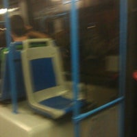Photo taken at Autobus N1 Battistini>Anagnina by Anita B. on 7/25/2012