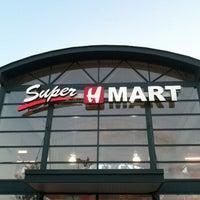 Photo taken at Super H Mart by Vishi G. on 4/15/2012