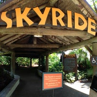Photo taken at Skyride by @jenvargas . on 7/10/2012