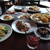 Photo taken at FIREFLY* Tapas Kitchen & Bar by Justin W. on 6/22/2012