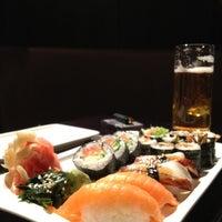 Photo taken at Izumi Sushi by Анна Д. on 4/14/2012