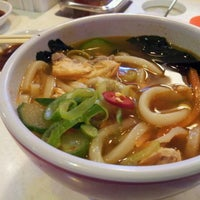Photo taken at YO! Sushi by Fausto C. on 4/4/2012