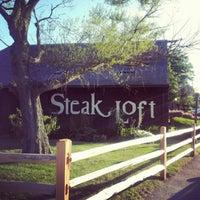 Photo taken at Steak Loft Restaurant by Joe D. on 6/11/2012