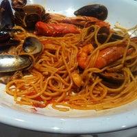 Photo taken at Boccaccio by lena🍕 on 4/30/2012