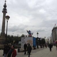 Photo taken at Obelisco by Carmen T. on 2/18/2012