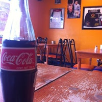 Photo taken at Taqueria La Bamba by Rutger H. on 5/24/2012