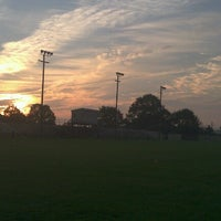 Photo taken at A. A. Garthwaite Stadium by Mike M. on 8/24/2012