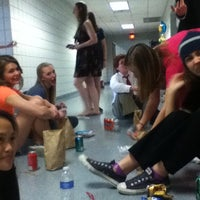 Photo taken at Granville High School by Kim L. on 5/5/2012