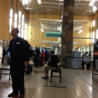 Photo taken at Security Checkpoint by Hugh on 3/19/2012
