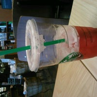Photo taken at Starbucks by Czareene F. on 8/25/2012