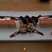 Photo taken at Mt. Fuji Steak & Sushi Bar by Dan R. on 8/4/2012