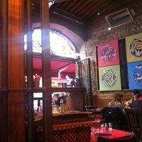 Photo taken at Café 203 by SungJu K. on 5/23/2012