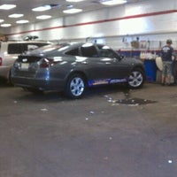 Photo taken at Robin Hood Car Wash by #1 in PC Repairs W. on 10/7/2011