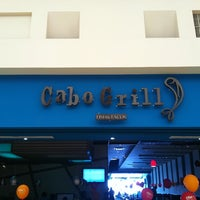 Photo taken at Cabo Grill by Carlos Ruben B. on 3/14/2012