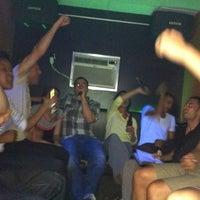 Photo taken at XO Karaoke Bar by Albert N. on 6/9/2012