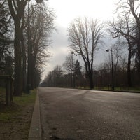 Photo taken at Bois de Boulogne by Laetitia R. on 3/3/2012