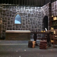 Photo taken at Footlighters Theater by Elizabeth C. on 9/5/2011