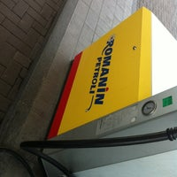 Photo taken at Romanin Petroli by Alessio S. on 4/23/2012