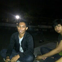 Photo taken at Angkringan Monumen DU by bagja n. on 7/25/2012