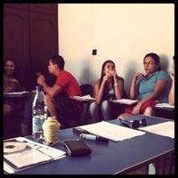 Photo taken at Projeto Línguas by Lucas R. on 9/17/2011