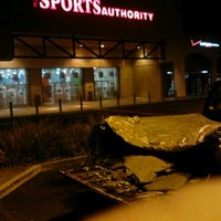 Photo taken at Sports Authority by jon h. on 11/25/2011