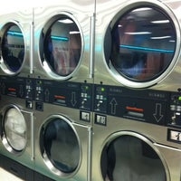 Photo taken at Laundry Palace by Amanda P. on 12/22/2011