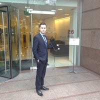 Photo taken at The Economist Offices by Matthew B. on 3/9/2012