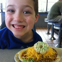 Photo taken at Skyline Chili by Heather R. on 3/17/2012