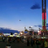 Photo taken at Colorado State Fairgrounds by Tommy B. on 8/29/2012