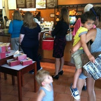 Photo taken at Panera Bread by Angela L. on 6/8/2012