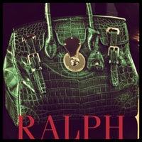 Photo taken at Ralph Lauren by Denise V. on 10/24/2011