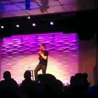 Photo taken at Parlor Live Comedy Club by Zach on 1/6/2012