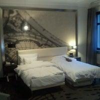 Das Foto wurde bei Le Méridien Grand Hotel Nürnberg von Edward B. am 11/14/2011 aufgenommen