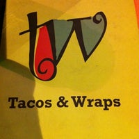 Photo taken at Tacos & Wraps by Glaucia M. on 7/21/2011