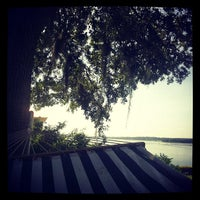 Photo taken at Crooked Lake by Gregory C. on 7/7/2012