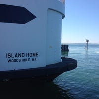 Photo taken at Steamship Authority - Woods Hole Terminal by Danny L. on 7/6/2012