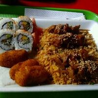 Photo taken at Ichiban by Alicia B. on 1/12/2012