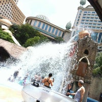 Photo taken at Sunway Lagoon by Shirsx on 3/21/2012