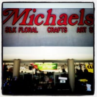 Photo taken at Michaels by vmcampos on 7/8/2011
