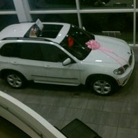 Photo taken at Westchester BMW by Vance L. on 10/24/2011